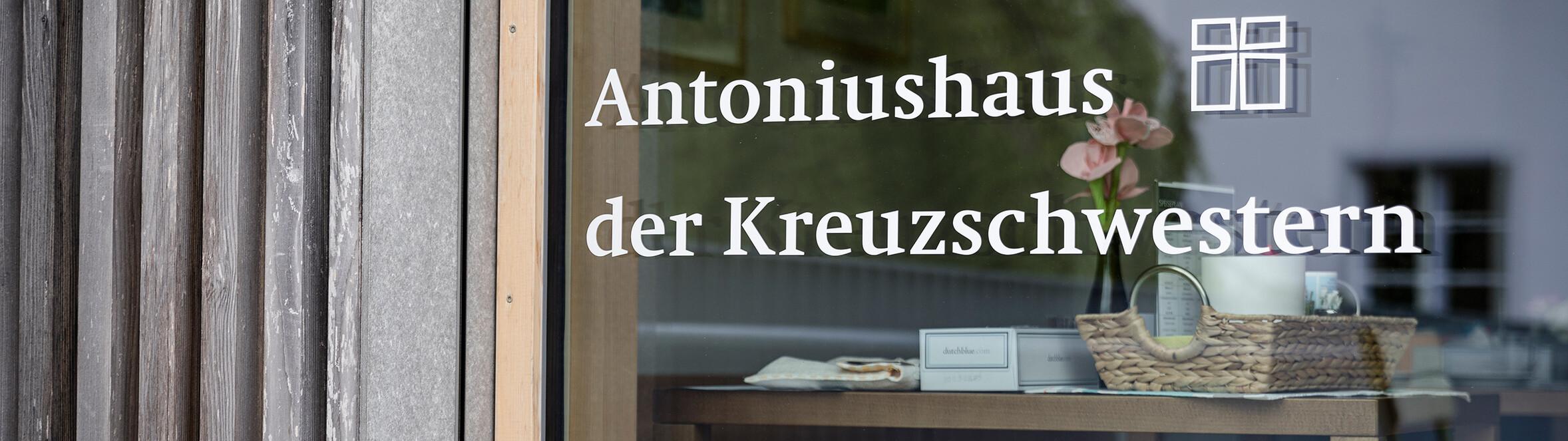 Antoniushaus der Kreuzschwestern in Feldkirch, Vorarlberg